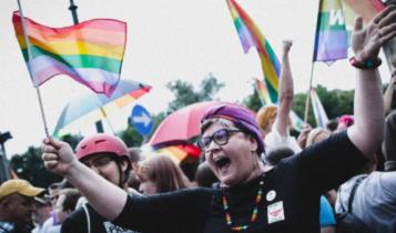 parada równości w Białymstoku/ fot. twitter