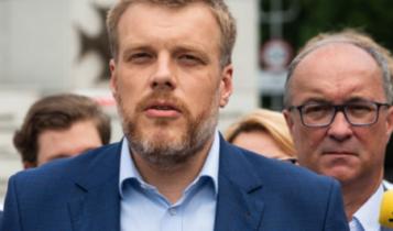 Adrian Zandberg i Włodzimierz Czarzasty/ fot. Facebook Partia Razem
