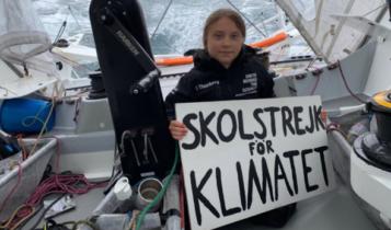 Greta Thunberg/ fot. twitter