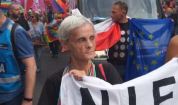 marsz LGBT w Płocku 2019/ fot. Twitter