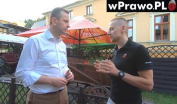 Władysław Kosiniak-Kamysz i Jacek Międlar/ fot. screen