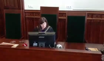 sędzia Anna Statkiewicz/ fot. screen