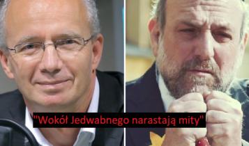 Krzysztof Szwagrzyk i Michael Schudrich / Fot. Twitter