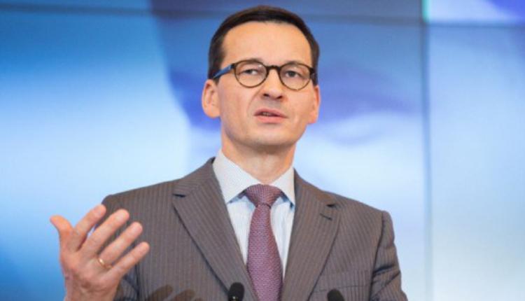 premier Mateusz Morawiecki/ fot. Twitter