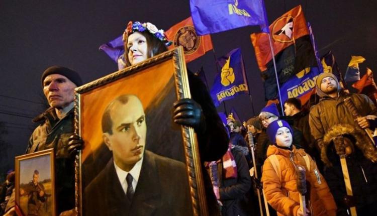 kult Bandery na Ukrainie/ fot. Facebook