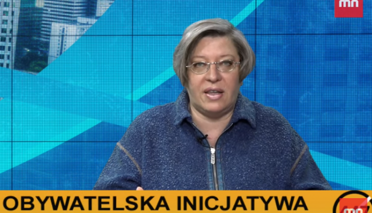 Katarzyna Treter-Sierpińska/ fot. screen