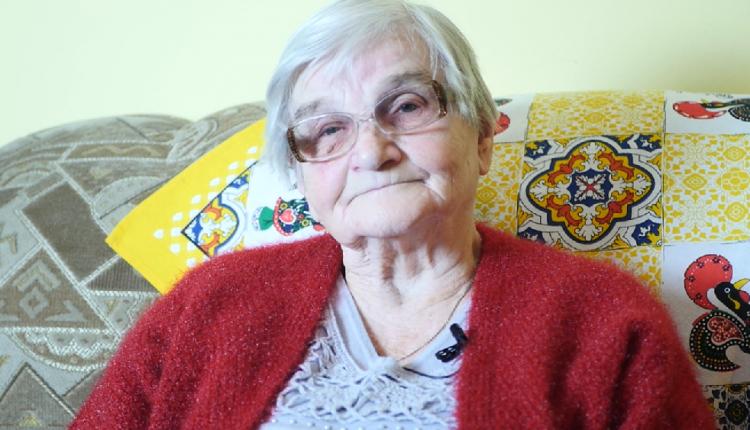 Wanda Podchalicz - świadek rzezi wołyńskiej / Fot. wPrawo.pl