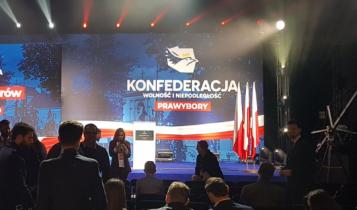 zjazd elektorów Konfederacji/ fot. Twitter