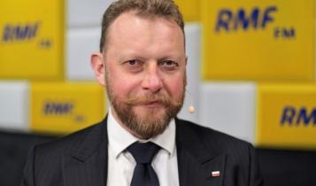 Łukasz Szumowski/ fot. Twitter