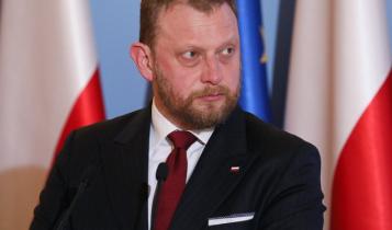 minister zdrowia Łukasz Szumowski/ fot. Twitter
