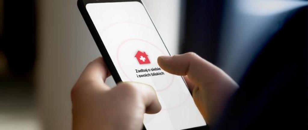 Aplikacja Kwarantanna Domowa / Fot. gov.pl