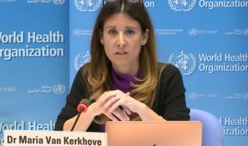 dr Maria Van Kerkhove/ fot. screen