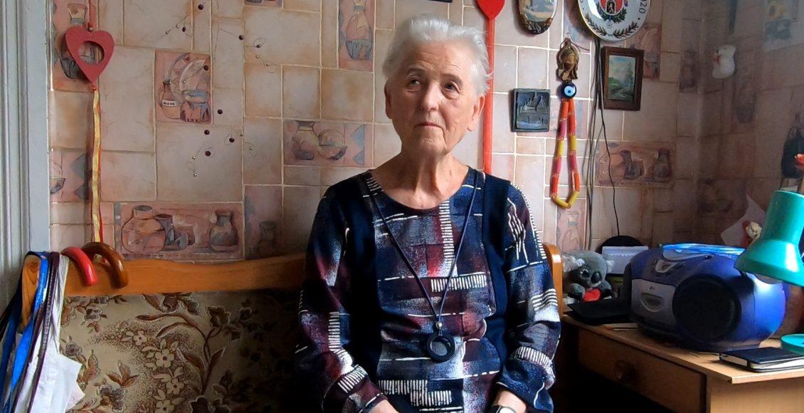 Pani Alicja Heflich, prezes Towarzystwa Miłośników Lwowa i Kresów Południowo-Wschodnich / Fot. wPrawo.pl