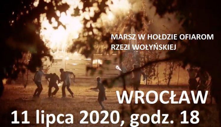 Marsz Wołyński Wrocław