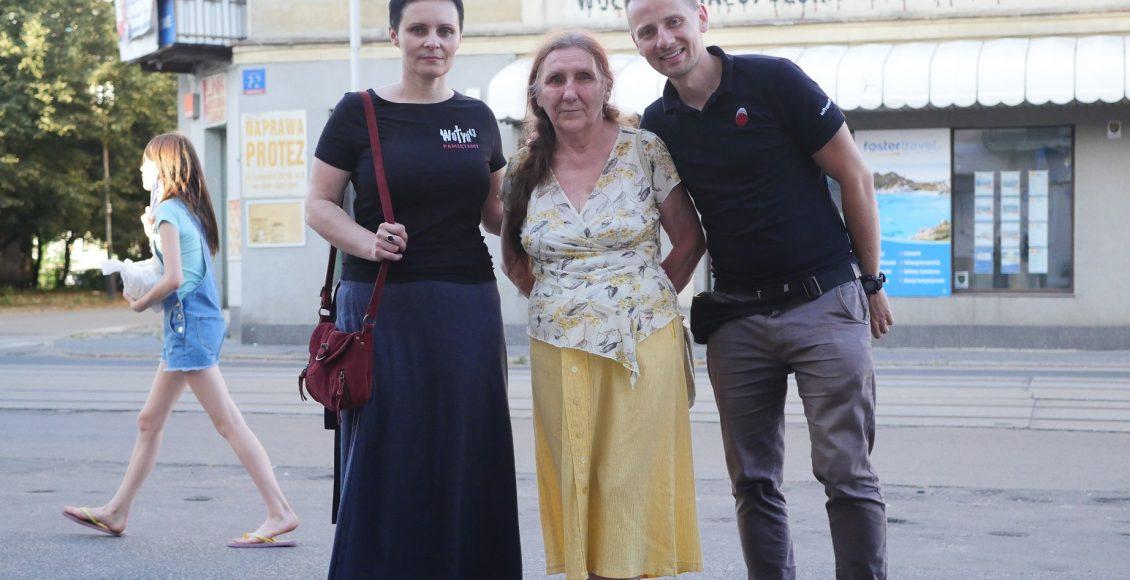 Katarzyna Sokołowska, Irena Tyszecka i Jacek Międlar / Fot. wPrawo.pl