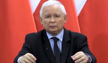 Jarosław Kaczyński/ fot. screen