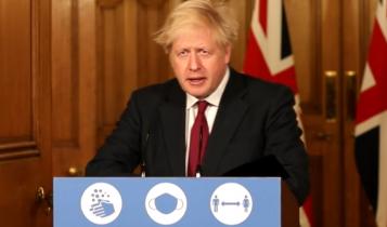 premier Wielkiej Brytanii Boris Johnson/ fot. screen
