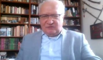 prof. Krzysztof Simon/ fot. screen