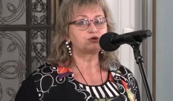 """Dorota Rydygier, właścicielka restauracji """"Voila""""/ fot. screen"""
