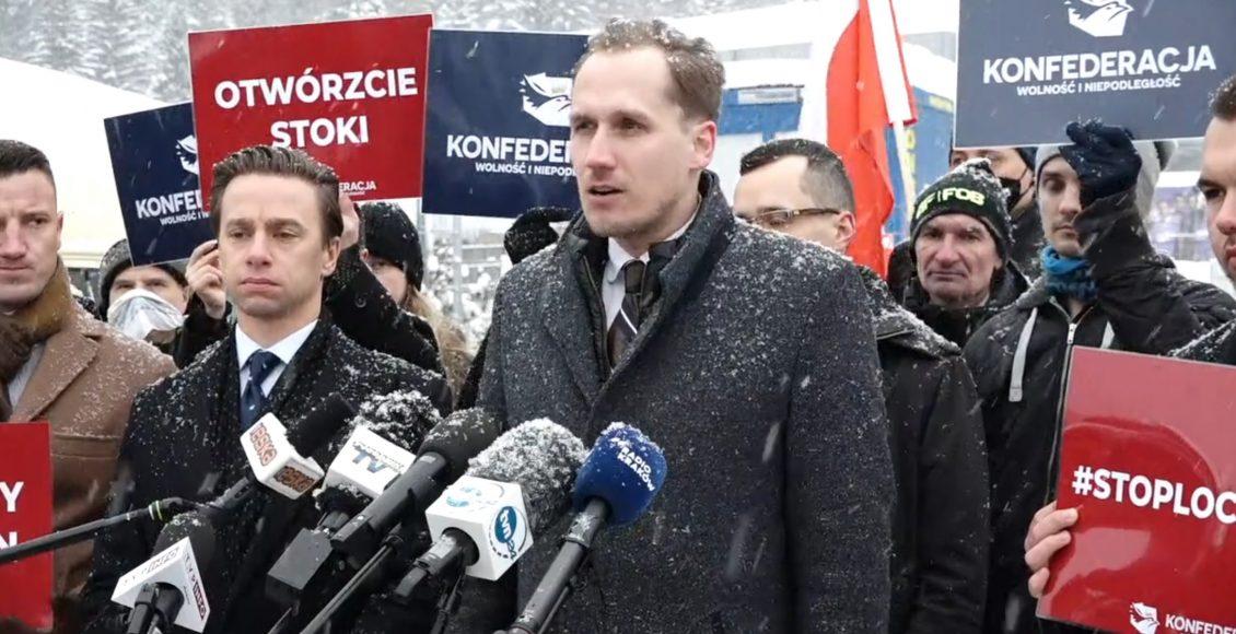 Konfederacja w Zakopanem / Fot. Facebook