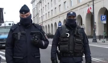 policja/ fot. screen