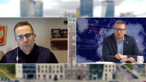 Jacek Międlar i Krzysztof Lech Łuksza/ fot. screen