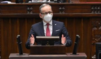 minister Adam Niedzielski/ fot. Twitter