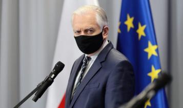 wicepremier Jarosław Gowin/ fot. Twitter