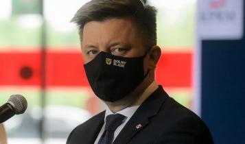 Michał Dworczyk/ fot. Twitter