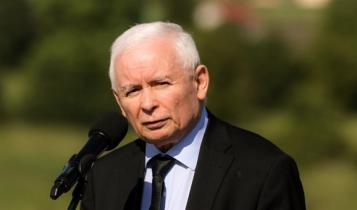 Jarosław Kaczyński/fot. Twitter