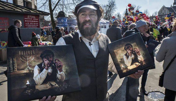 Żyd i odpust w ZOOM-ie Fot.: Arch. FestivALT